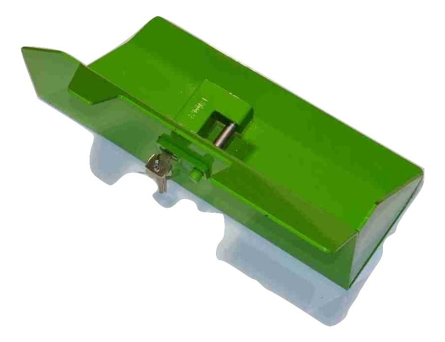 Defender Steering Column Lock Protector Tmd Tuning