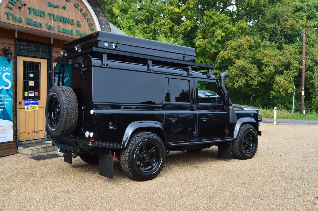 Panoramic Glass For Land Rover Defender